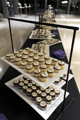 Tafelmusik Media cupcakes