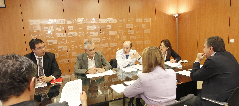 Declaración del Secretario General del PSOE sobre el rescate a la banca española