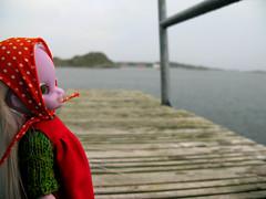 Luma (Helena / Funny Bunny) Tags: vintage göteborg doll 1972 illuminati luma reroot brännö funnybunny södraskärgården emeraldwitch 20120616 fbfashion