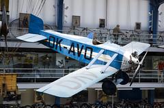 Avia BH-10 (1924) (The Adventurous Eye) Tags: museum prague praha national technical muzeum avia národní bh10 technické