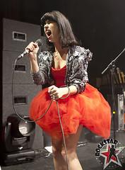 Kimbra - The Fillmore - Detroit, MI - June 17th 2012