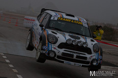 TOUQ5781.jpg (Maxime Malet) Tags: mars 6 france rally rallye cfr 2014 pasdecalais pierreroche touquet championnat sportautomobile frenchchampionship minijohncooperworks teamfj a8w martineroche maximemalet 1remanche malophotos