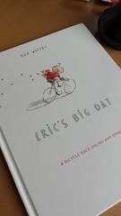 Eric's Big Day (Richard Masoner / Cyclelicious) Tags: balloons eric bikerace childrensbook bigday boymeetsgirl velopress
