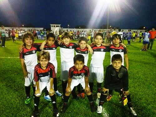 Escolinha Fla de Palmas participa o 1º Mundial Infantil no Brasil