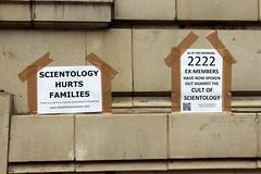 Anonymous Protest Against Scientology Manchester, UK (strobe-) Tags: protest scientology cult raid activism anonymous abuse churchofscientology dianetics deansgate projectchanology chanology scientologymanchester anonymousuk anonymousmanchester