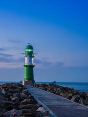 Leuchtturm in Warnemnde (kstenjung) Tags: warnemnde leuchtturm