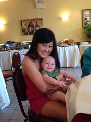"Aunt Emily with Paul • <a style=""font-size:0.8em;"" href=""http://www.flickr.com/photos/109120354@N07/13992494441/"" target=""_blank"">View on Flickr</a>"