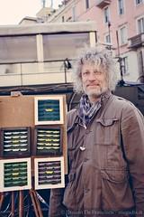 Jerry Bogani (megadix) Tags: leica italy milan artist milano mila