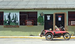Cowboy Camilo (emerge13) Tags: vehicles sidecars varaderocuba saariysqualitypictures