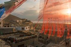 Tso Moriri Village (tonbluesman) Tags: india lake landscape tso leh ladakh moriri