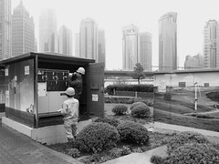 conspicuous consumption (trimethylxanthine2) Tags: china shanghai pudong earthasia