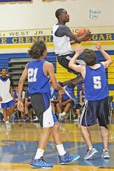 D153151A (RobHelfman) Tags: sports basketball losangeles highschool palisades crenshaw tnl tuesdaynightleague