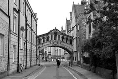 Passejant per Oxford (Jordi_TH) Tags: oxford regne unit reino unido uk anglaterra inglaterra england blanc negre black white