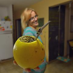 un matecito de pomelo? (Papa Pic) Tags: mate yerba pomelo