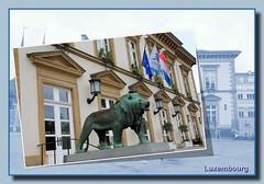 Stadt Luxemburg - Rathaus (p_jp55 (Jean-Paul)) Tags: collage cityhall townhall luxembourg rathaus luxemburg mairie hteldeville saarlorlux stadtluxemburg ltzebuerg cityofluxembourg villedeluxembourg stadltzebuerg