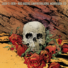 Grateful Dead - July 1978: The Complete Recordings (Red Rocks 7/7) (Caine Schneider) Tags: red dead rocks july grateful 1978