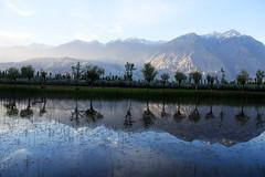 Katpana Lake - Skardu (anbajwa) Tags: travel pakistan mountain lake tourism beauty landscape photography amazing nikon flickr valley breathtaking skardu northernareaofpakistan gilgitbaltistan asimnisarbajwa anabajwa