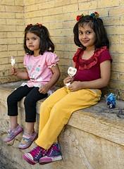 Young Girls Shiraz (gregtebble) Tags: people iran shiraz younggirls