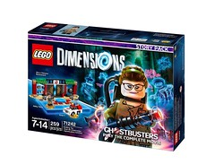 LEGO Dimensions Story Pack 71242 Ghostbusters box (hello_bricks) Tags: lego dimensions legodimensions year2 videogame jeuvido pack ghostbusters sosfantomes 71242 story hellobricks