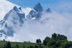 Aprs dissipation des brumes matinales ... (Pierrotg2g) Tags: mountain alps nature montagne alpes landscape nikon savoie paysage d90
