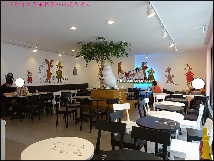首爾江南嚕嚕米主題咖啡 (59).JPG