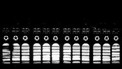 Janelas (Pablo.Barros) Tags: chile travel windows santiago blackandwhite bw blancoynegro window streetphotography viagem janela pretoebranco mercadocentral travelphotography fotografiadeviagem
