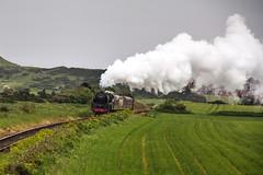 Under Steam. (Petefromstaffs) Tags: uk interesting norfolk railway steam unusual colourful cromer northnorfolkrailway canon60d