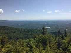 IMG_1739 (daach14@sbcglobal.net) Tags: usa vermont nature outdoor green photo trip travel sky blue woods trees forest beauty life moutain rock rocks view iphone6 panorama