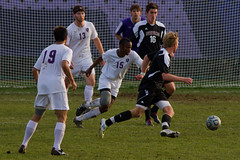 Amherst College Men's Soccer Falls to Stevens, 2-1, in the NCAA Sectional Semifinals (Amherst College Athletics) Tags: november usa men college loss ma massachusetts soccer unitedstatesofamerica bracket stevens hitchcock sectional ncaa amherst score 2011 semifinals nescac
