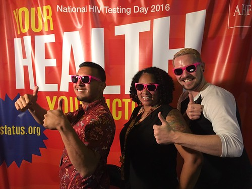 National HIV Testing Day Los Angeles - June 25th, 2016