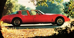 1979 America Corvette Four Door (aldenjewell) Tags: door america four design corvette 1979