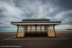 Shelter (www.chriskench.photography) Tags: coast worthing seaside nikon westsussex wideangle 28 nikkor shelter 1424 d700 kenchie