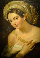 Rembrandt Peale - Woman with Turban at Baltimore Museum of Art Baltimore MD (mbell1975) Tags: portrait woman art museum painting md gallery museu with fine arts maryland baltimore muse musee m american museo turban rembrandt muzeum bma mze peale museumuseum