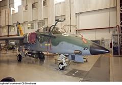 Modernizao da aeronave A-1 (Fora Area Brasileira - Pgina Oficial) Tags: a1 embraer a1m gaviopeixoto modernizao amxa1 fotosilvalopes