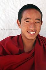 Ladakh - a young monk in Thiksey monastery (Lightning Crashes) Tags: india river temple boat asia buddha monk buddhism tibet monastery varanasi hindu hinduism leh kolkata jaisalmer newdelhi ladakh rajahstan jodhpur sarnath humaninterest benaras bodhgaya