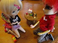 Drama: Part 1:5 (hillary795) Tags: doll lily pullip hash pullipdoll taeyang taeyanghash celisy pullipdollcelisy taeyanghashdoll