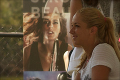 Sabine at All Access Hour, Charleston (Mighty Mouse 2011) Tags: andrea charleston sabine 2012 petkovic lisicki