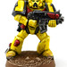 Créalink Arts N°2 figurine jaune 01
