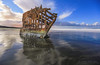 Stranded With The Stars (Aaron Reed Photography) Tags: shadow motion reflection clouds oregon stars photography boat sand rust photographyclass photographers shipwreck stockphotos moonlight peteriredale stockimages professionalphotography blackwhitephotography photographyschool fineartphotographs skyphotographs lakephotographs aaronreed naturephotographs abstractphotographs landscapephotographs photographytraining framedartprints sunsetphotographs artphotographs sunrisephotographs aaronreedphotography surrealphotographs canon5dmk3 canon5dmarkiii redphotographs waterphotographs cityscapephotographs cloudsphotographs duskphotographs reflectionphotographs bluephotographs aaronreedphotographer landscapephotographygallery mountainsphotographs orangephotographs pavementphotographs whatislandscapephotography whatisstockphotography aaronreedart aaronreedprints aaronreednature aaronreedaluminumartprints yellowphotographs bridgephotographs buildingsphotographs twilightphotographs roadphotographs aaronreedmetalprints aaronreedacrylicfacemountprints