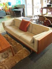 Not available Jydsk Mobelvaerk teak cased sofa (Mod Livin') Tags: modern vintage design furniture danish eames midcenturymodern midcentury teak madmen heywoodwakefield selig risom midmod johnkeal