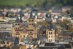 Miniature Cathedral of Trier
