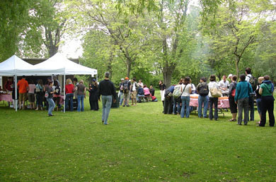 The Annual TBSI Picnic - 2006