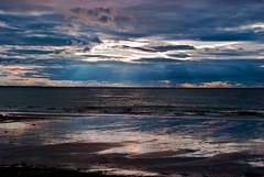 Sunset at Strathlene Beach (enthusiasticawe) Tags: infocus highquality elementsorganizer
