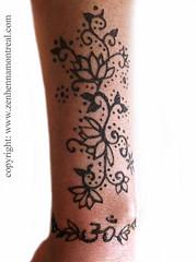 om henna arm (zenhennamontreal) Tags: new flowers photography hand artistic lotus montreal zen om henna mehendi mehndi aum henné menhdi hennaarm armhenna handhenna zenhennamontreal
