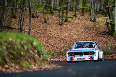 Tour Auto 2012 - BMW 3.0 CSL (Guillaume Tassart) Tags: auto car 30 race vintage 2000 tour rally automotive racing historic classics legends bmw csl rallye optic