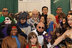 GEORGE PEREZ AND THE DC UNIVERSE COSPLAYERS 2012 (THESMOKE007) Tags: icon superman blade dccomics galactus marvelcomics shazam captainmarvel georgeperez wizardworld warmachine thejoker vandalsavage dcuniverse boxedheroes milestonecomics captianmarvel dccomicscosplay marvelcomicscosplay supermancosplay dcuniversecosplay warmachinecosplay shazamcosplay togetherbrothersproductions ericthesmokemoran bladecosplay galactuscosplay thejokercosplay iconcosplay vandalsavagecosplay bizarrocosplay thelegionofinjustice mrterifficmrterifficcosplay theboxedherocorps bizzrrao wizardworldphiladelphia2012