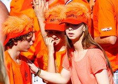 Euro 2012. Netherlands-Germany. Armin van Buuren concert and dutch parade in Kharkiv (Aleksandr Osipov) Tags: orange holland netherlands dutch germany fan concert ukraine parade clockworkorange fans kharkov uefa oranje kharkiv arminvanbuuren hollandia marchpast україна cortege голландия украина харьков марш oranjefans charkov парад fanzone харків нидерланды euro2012 дания шествие оранжевые bundesteam евро2012 theflyingdutchmen