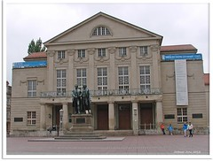 Weimar/Germany - Nationaltheater
