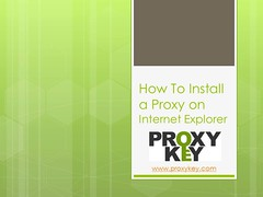 ProxyKey (proxykey) Tags: technology install internetexplorer proxy cybersecurity proxysettings installaproxy