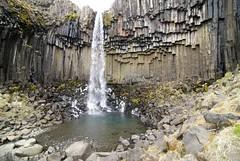 Svartifoss waterfall 2
